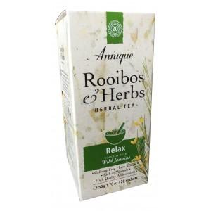 Rooibos 南非茶放鬆舒缓茶(南非茶+野生香片) (20茶包)