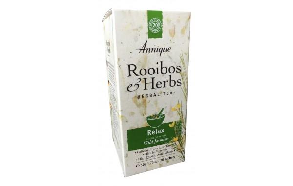 南非茶放鬆舒缓茶(南非茶+野生香片) (20茶包)