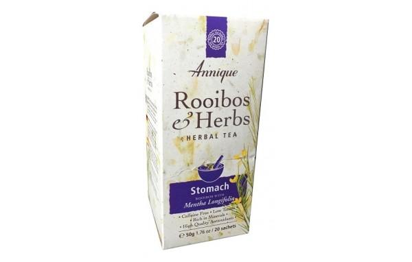 Rooibos 南非茶補胃茶(南非茶+歐薄荷) (20茶包)