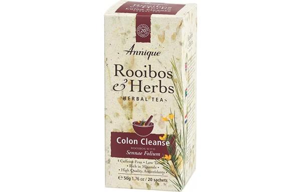 Rooibos 南非茶清腸茶(南非茶+番瀉葉) (20茶包) (最佳飲用期31/5/2020)