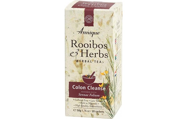 Rooibos 南非茶清腸茶(南非茶+番瀉葉) (20茶包)