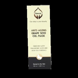 死海抗衰老葡萄籽油面膜(含豐富透明質酸) 100ml